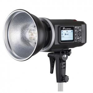 Flashpoint XPLOR 600 HSS TTL Battery-Powered Monolight with Built-in R2 2.4GHz Radio Remote System