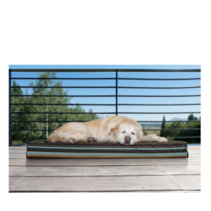 FURHAVEN PET DOG BED | ORTHOPEDIC INDOOR/OUTDOOR PRINT PET BED MATTRESS FOR DOGS & CATS - AVAILABL
