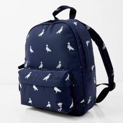 PIGEON PRINT BACKPACK