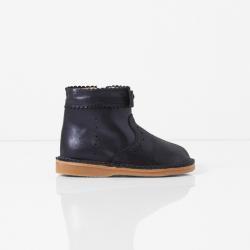 Jacadi Paris 皮质短靴