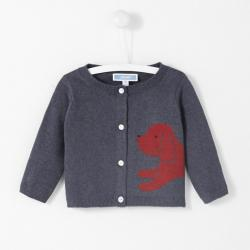 Jacadi Paris 羊毛开衫