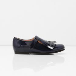 Jacadi Paris 平底小皮鞋