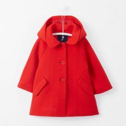 Jacadi Paris 儿童连帽保暖外套