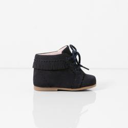 Jacadi Paris 鹿皮短靴