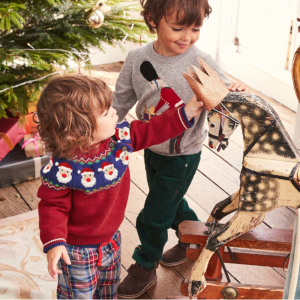 Up to 50% off sale @ Mini Boden