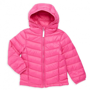 Bob Der Bar Little Girl's Quilted Puffer Jacket