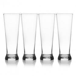 Mikasa® - Laura Set of 4 Pilsner Glasses