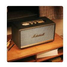 Marshall Stanmore Bluetooth Speaker @ Best Buy