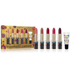 $20.30 for Smashbox 6-Pc. Holidaze Be Legendary Lipstick + Lip Mattifier Set @ Macy's