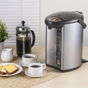 $110.25 Zojirushi CD-WCC40 Micom Water Boiler & Warmer, Silver @ Amazon.com