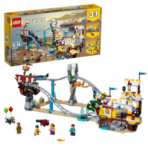LEGO Creator Pirate Roller Coaster 31084 on sale @ Walmart
