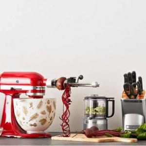 Скидка 20% на Чайники, Миксер ручной, Сковороды-ВОК, и т.д KitchenAid @ Суперпосуда(Superposuda)