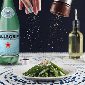 $13.84 S.Pellegrino Sparkling Natural Mineral Water, 33.8 fl oz. (Pack of 12) @ Amazon.com