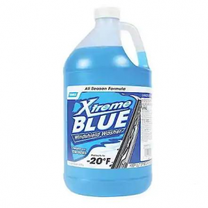 Camco Xtreme Blue -20 Degree Windshield Washer Fluid (1 Gallon)