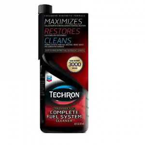 Chevron Techron Complete Fuel System Cleaner 20oz