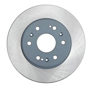 CARQUEST Platinum Painted Brake Rotor - Front