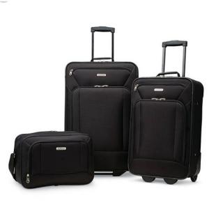 American Tourister Fieldbrook Xlt 3-pc. Lightweight Luggage Set