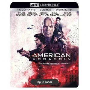 American Assassin (4K/UHD + Blu-ray + Digital)