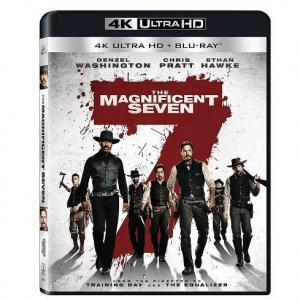 The Magnificent Seven (2016) (4K/UHD + Digital)