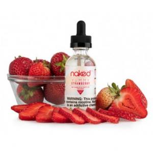 Naked 100 Yummy Strawberry E-juice 60ml
