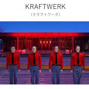 KRAFTWERK (クラフトワーク)来日公演|2019年4月22日(月)|フェスティバルホール