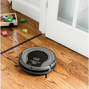 Shark ION ROBOT R75 Vacuum with Wi-Fi Connectivity and Voice Control (RV750) @ Kohl's