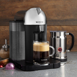 40% off All Nespresso Coffee & Espresso Makers @ Bed Bath & Beyond