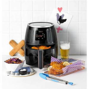 Crux 2.6 Qt. Touchscreen Air Convection Fryer