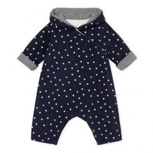 BABY BOY STAR PRINT LONG 점프 수트