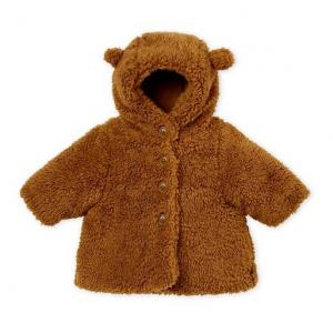 BABY GIRL'S SHERPA 코트