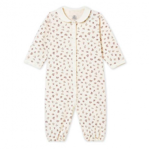 BABY BOY'S PRINT DOUBLE KNIT COMBI- 잠옷