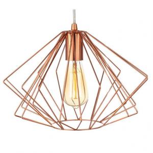 Brenton Copper Pendant Lamp