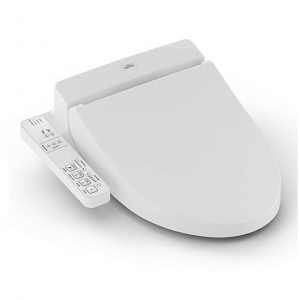 $206.04 TOTO SW2014#01 A100 WASHLET Electronic Bidet Toilet Seat @ Amazon.com
