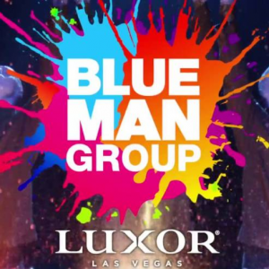 Blue Man Group At Luxor from $50
