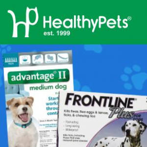 HealthyPets - Pet Supplies for Dogs & Cats with Big Savings