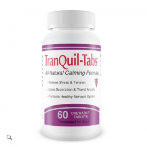 TranQuil-Tabs for Dogs (60 Tablets)