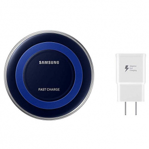 Samsung Qi Fast Charge Wireless Charging Pad Kit @ Amazon