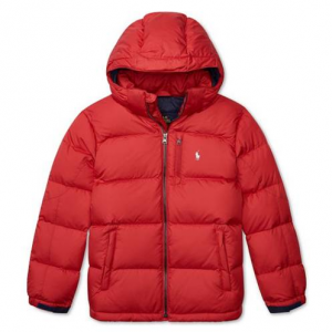 Polo Ralph Lauren Big Boys Quilted Down Jacket