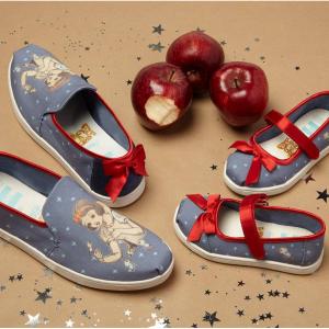 Toms 美國官網 精選兒童鞋全場特賣