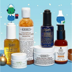 Extended! Kiehl's - $20 Off $65+