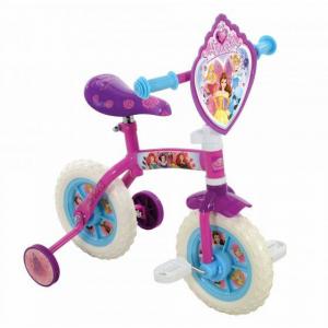 디즈니 프린세스 2 in 1 훈련 자전거 10 inch