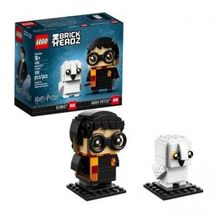 LEGO BrickHeadz Harry Potter & Hedwig 41615