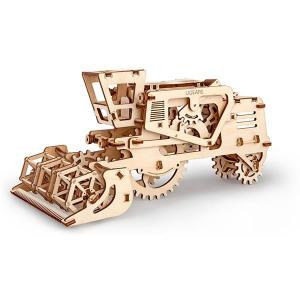 UGEARS 3D Self Propelled Model Combine