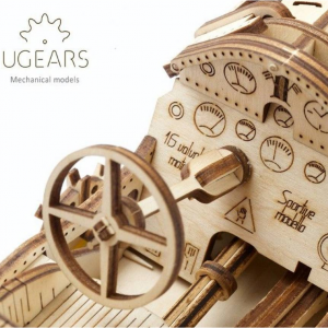 $15 off $75 + FS on UGEARS @ The Apollo Box