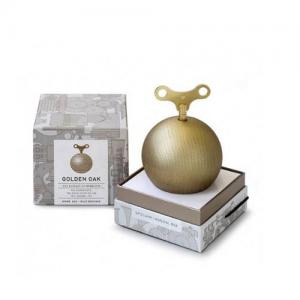 Siebensachen by Adam + Harborth Golden Oak Music box