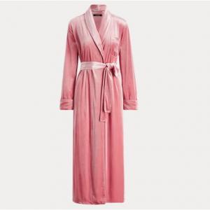 Long Velvet Robe