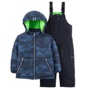 OshKosh 2-Piece Mountain Snowsuit Set