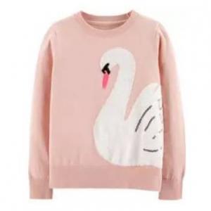 OshKosh Swan Sweater