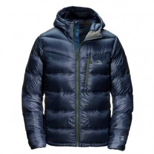 Men's Ultralight 850 Down Big Baffle Hooded Puffer Jacket
