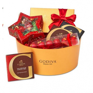 Godiva Chocolatier Holiday Joy Gift Set